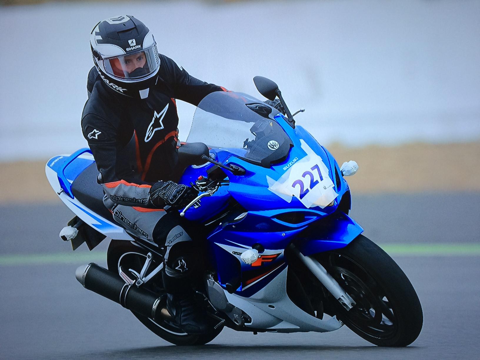 1st Big Bike And Love  U2013 Suzuki Gsx650f